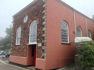 The Old Falmouth Synangogue, 1808 - 1888.