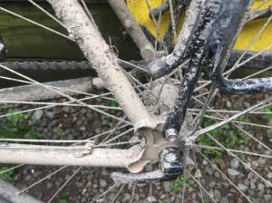 What my bike looked like most of the time.