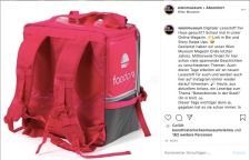Wien Museum_Food delivery backpack_March 19, 2020